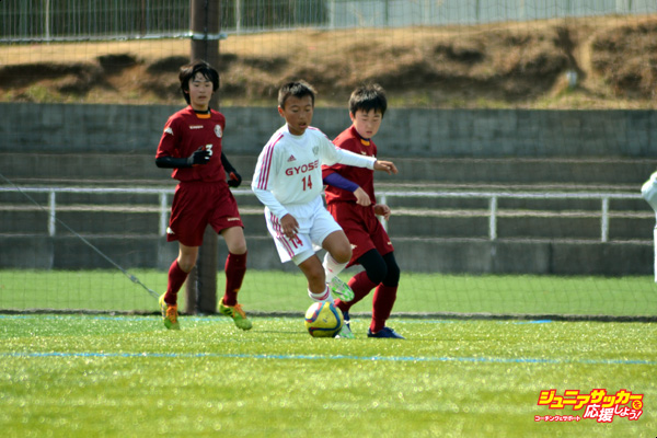 MUFG準決勝立川エルフ‐暁星アストラ