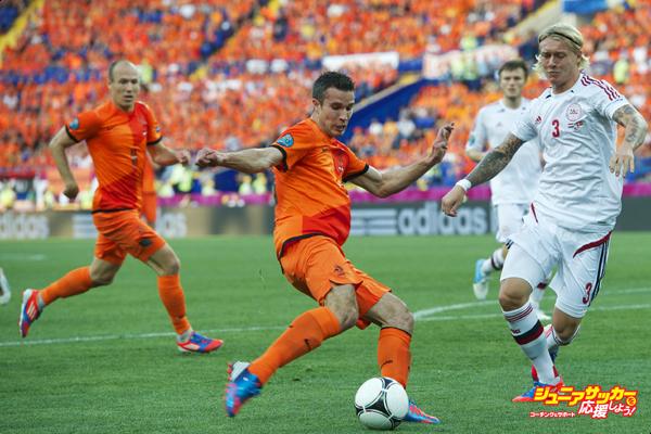 UEFA EURO 2012 - Netherlands v Denmark