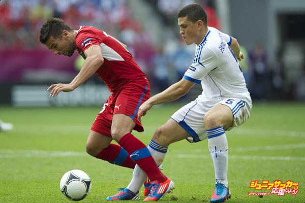 Group A: UEFA EURO 2012 - Greece v Czech Republic