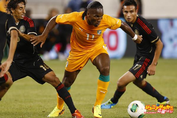 Mexico v Ivory Coast