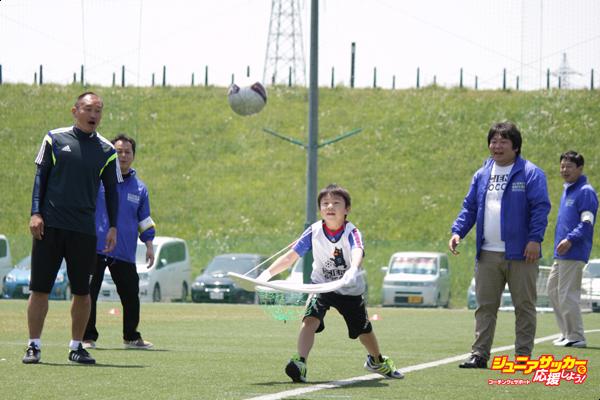140512サイエンスサッカースクール①