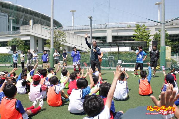 140512サイエンスサッカースクール③
