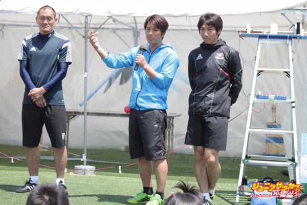 140512サイエンスサッカースクール⑤