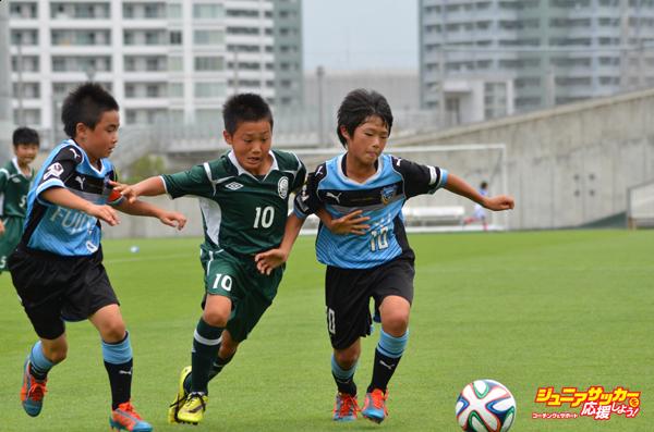 3決ーリバーFC対川崎F