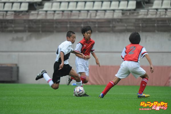 第2試合ーばらきSC対FC波崎①