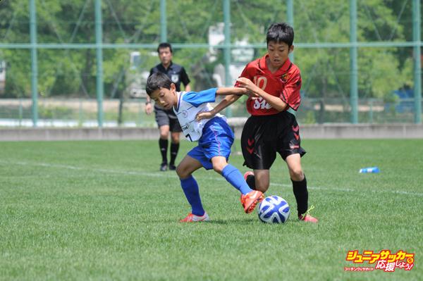 140615決勝-福島ユナイテッドU-12対アストロンFC