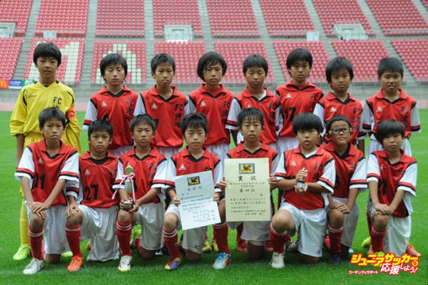 集合ー第4位FC波崎