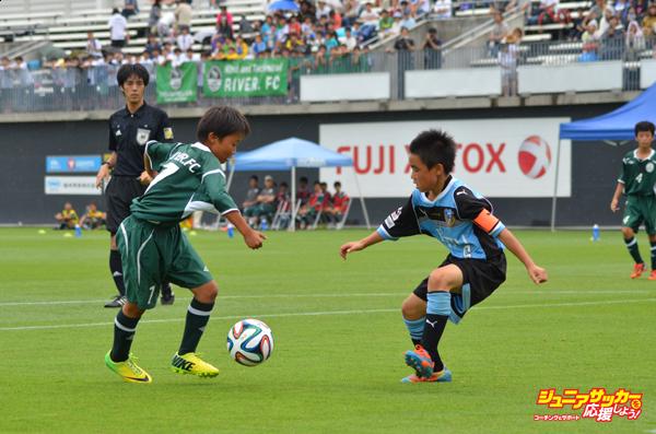 3決ーリバーFC対川崎F②