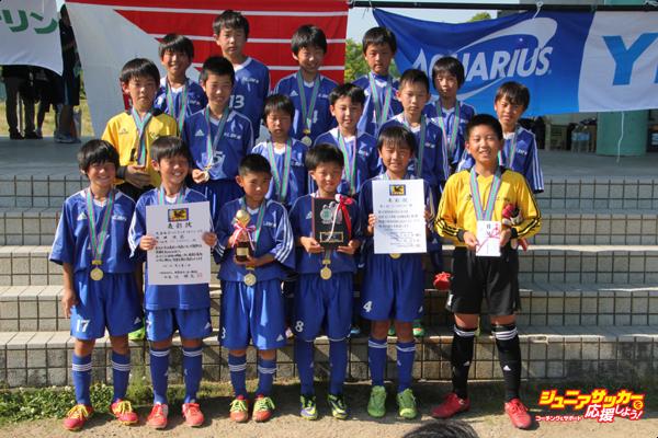表彰-優勝 FC ENFINI