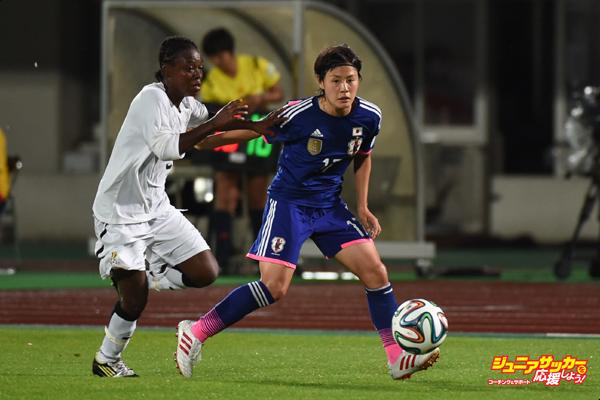 Japan v Ghana - Women's International Friendly