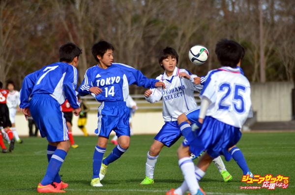 準決勝東京vs横浜②