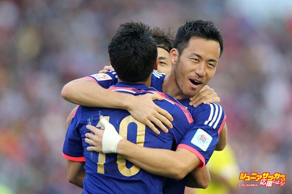 Japan v Palestine - 2015 Asian Cup