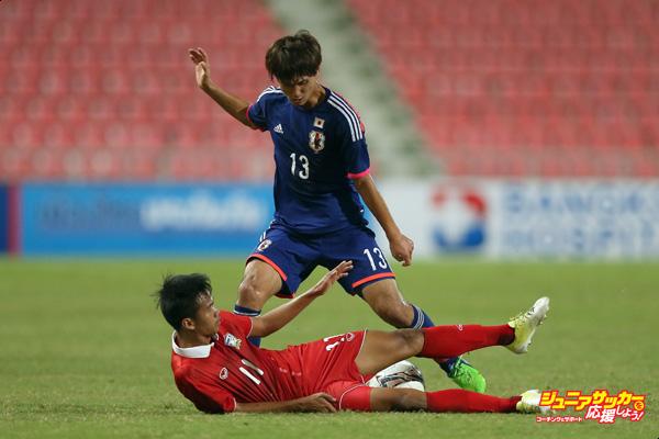 Thailand U21 v Japan U21