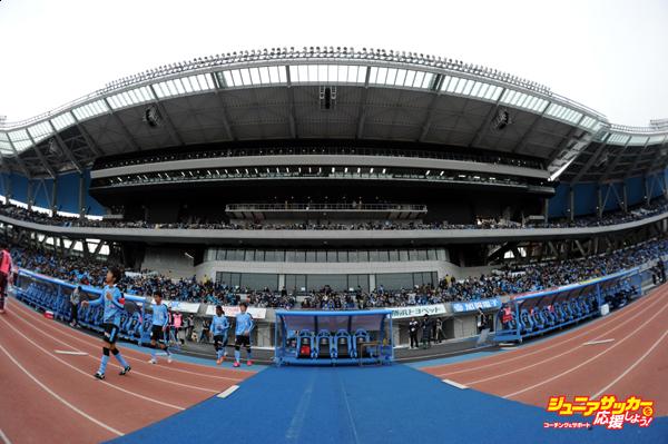Kawasaki Frontale v Vissel Kobe - J.League 2015
