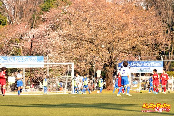GL中京ジュニアvバディサッカークラブ