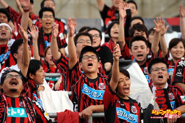 Tochigi SC v Consadole Sapporo - 2013 J.League 2
