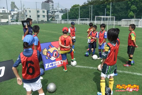 FC東京スプリングクリニックイメージ