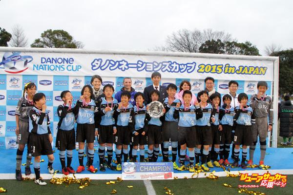 川崎フロンターレ表彰式