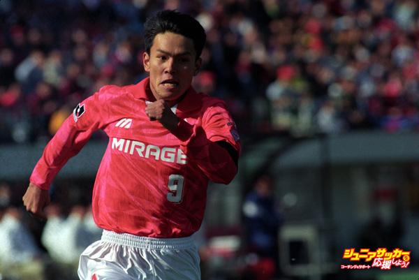 Urawa Red Diamonds v Gamba Osaka - J.League 1994