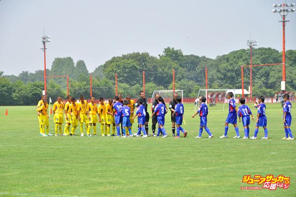 東南アジア少年サッカーイメージ