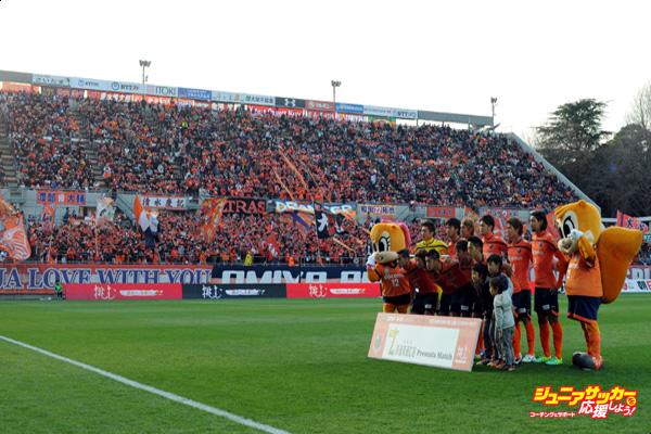 Omiya Ardija v Kyoto Sanga F.C. - J.League 2 2015