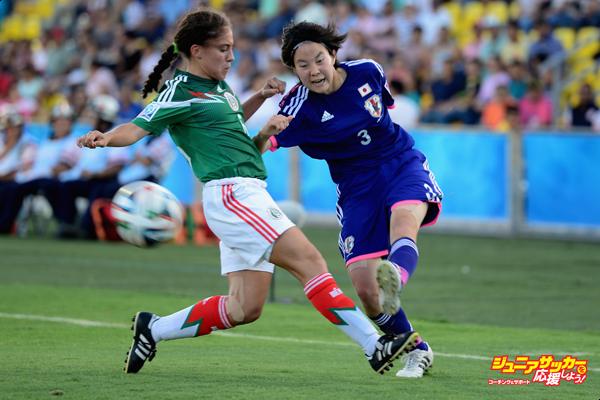 Japan v Mexico: Quarter Final - FIFA U-17 Women's World Cup Costa Rica 2014