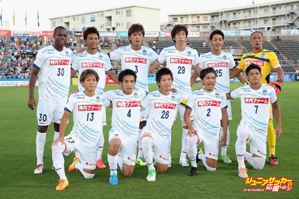 Yokohama F.C. v Kamatamare Sanuki - J.League 2 2014