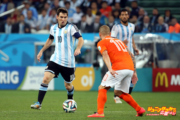 Netherlands v Argentina: Semi Final - 2014 FIFA World Cup Brazil