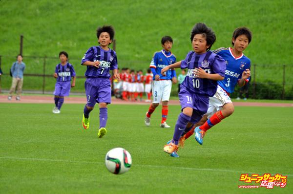 準決勝サンフレッチェ広島-横浜FM