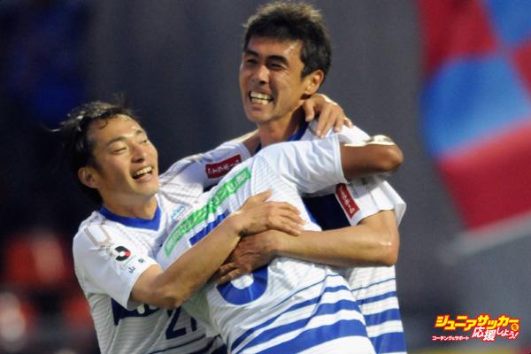 Omiya Ardija v Ventforet Kofu - J.League 2014
