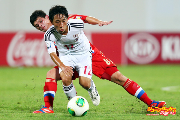Russia v Japan: Group D - FIFA U-17 World Cup UAE 2013