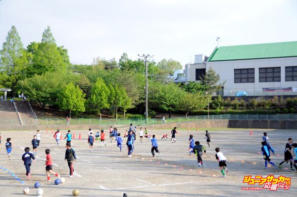 サッカー教室イメージ