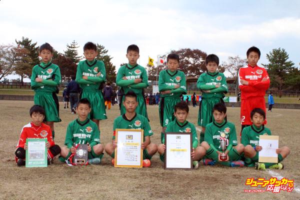 準優勝ニカホWin-s FC 2002のコピー