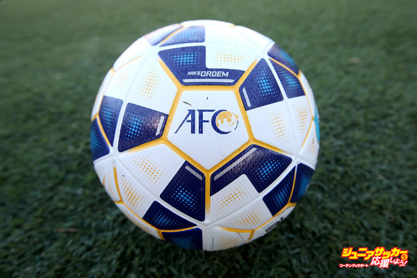 GOSFORD, AUSTRALIA - FEBRUARY 17: The AFC ball  during the Asian Champions League qualifying match between the Central Coast Mariners and Guangzhou at Central Coast Stadium on February 17, 2015 in Gosford, Australia.  (Photo by Ashley Feder/Getty Images)