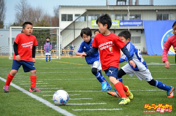 9-12順位T 浜田山JSC対トレーロス