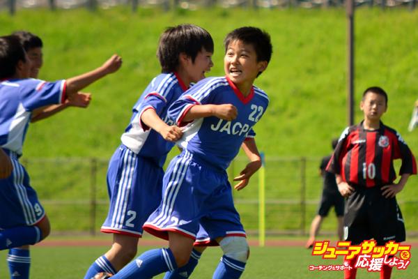 準決勝第二試合①コンサドーレ札幌 ― JACPA