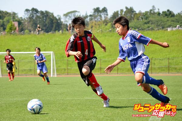 準決勝第二試合②コンサドーレ札幌 ― JACPA