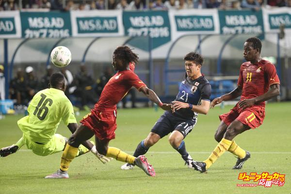 U-23 Japan v Ghana - International Friendly