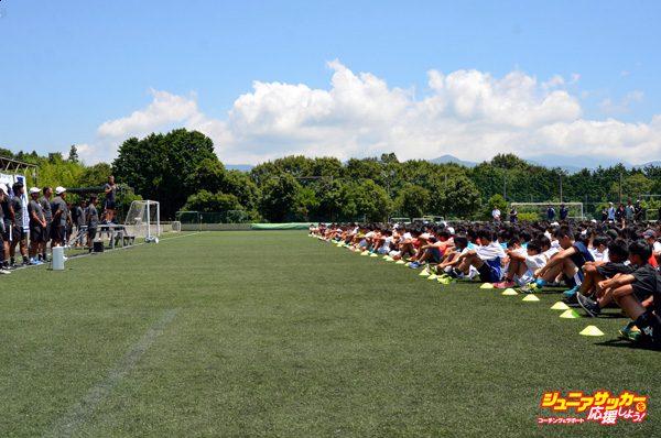 【2016JFAフットボールフューチャープログラムトレセン研修会U-12】閉会式_001のコピー
