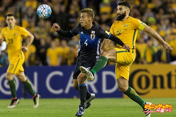 Australia v Japan - 2018 FIFA World Cup Qualifier