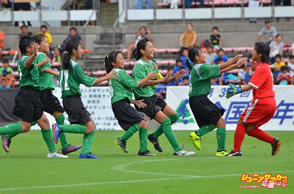 女子決勝・クワトロ VS プリテン (9)