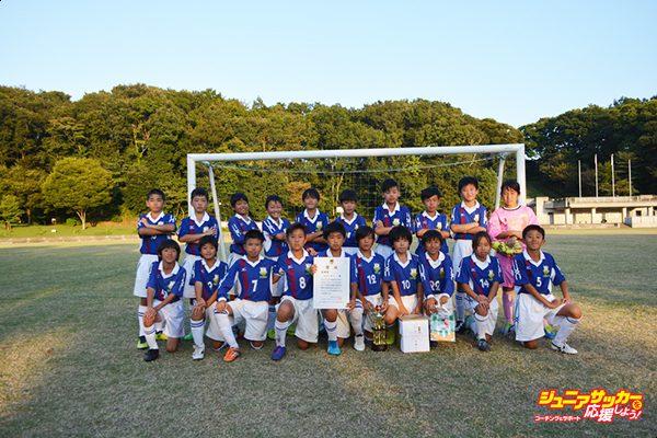 敢闘賞 SCH.FC