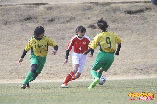 千葉県トレセンU-12 イエロー - 埼玉GLANZ