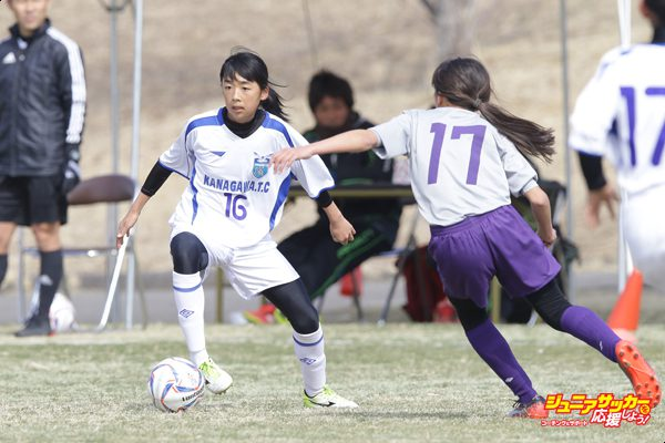 神奈川県TC U-12 バンデ - 東京都選抜SAKURA