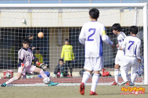 千葉県トレセン(ホワイト)-東京都選抜U-12ブルー2