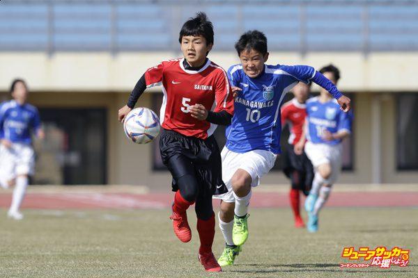 埼玉選抜ー神奈川TC3