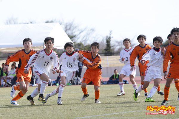 長野県トレセンー群馬選抜