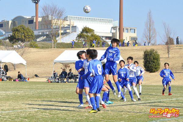 山梨県選抜ー横浜TC2