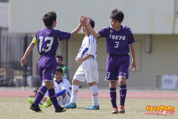 神奈川県TCー東京ホワイト3