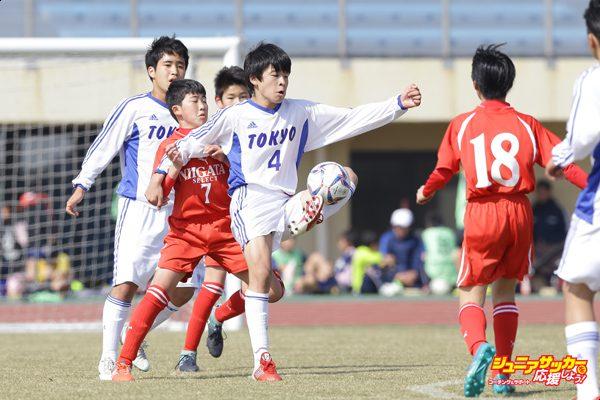 新潟トレセン-東京都選抜U-12ブルー2